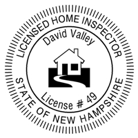 new hampshire home inspector seal