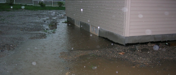 Wet Basements Massachusetts Home Inspections